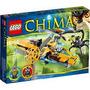 Lego Chima El Caza De Doble Hélice De Lavertus Nuevo Sellado