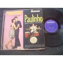 Lp Paulinho E Conj.-para Animar Sua Festa-1959-mono-capa Dur