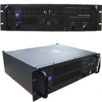 Potencia Zkx Mt1500 750w + 750w En 4 Ohms Audiomasmusica