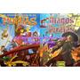 Oferta :2 Libros De Cuentos De Piratas Y Magos Maxi Formato
