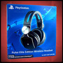 Playstation Ps3 Ps4 Headset Audifonos Sony Pulse Elite Bass