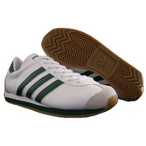 Tennis Tenis Zapatillas Zapatos Adidas Country+envio Gratis