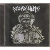 Kagada De Perro - Suicidio De L... ( Punk Hardcore ) Cd Rock