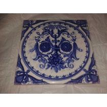 Painel C/ 10 Azulejos Tipo Português 15x15 (r$ 120,00)
