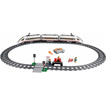 Lego - City 60051 - Tren De Pasajeros De Alta Velocidad