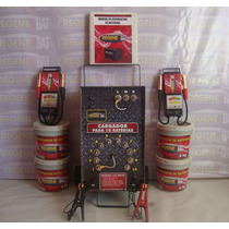 Equipo Para Renovar Baterias Acumuladores Inicia Negocio