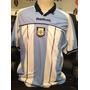 Camiseta De Futbol Argentina Reebok 1999 Inmaculada