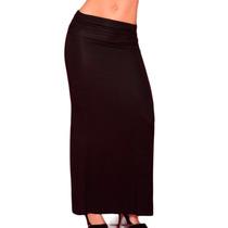 Falda Larga De Moda En Promocion