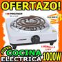 Wow Cocina Electrica 1000w 1 Hornilla Premier 1 Estufa 110v