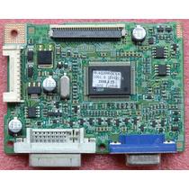 Placa Video Monitor Samsung 743b ( Bn 41-00877a ) Garantia