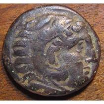 Moeda Grega Antiga Kassander 319 Dc- Ref 190