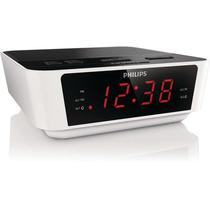 Radio Reloj Despertador Philips Sintonizacion Digital Ledred