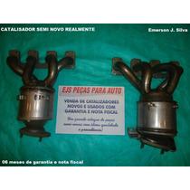 Catalisador Corsa/celta/prisma/montana Semi Nova C/garantia