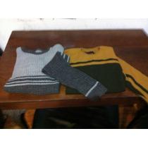 Lote De Sweaters De Hombre - Talle M - Envíos