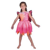 Disfraz Barbie Mariposa Princesa Hadas Juguetería El Pehuén