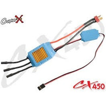 Esc Speed Control 50a Ubec Bec 5v Trex 450 Turnigy Futaba Jr