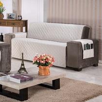 Capa Protetor Sofa Sobre / Sob Medida De 1,80 A 1,90 Assento