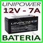 Bateria 12v 7a  Selada - Para Nobreak Alarmes Cerca Elétrica<br><strong class='ch-price reputation-tooltip-price'>R$ 59<sup>99</sup></strong>