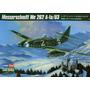 Messerschmitt 262 A1/u3 Escala 1/48 Hobby Boss Maqueta