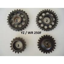 Engrenagem Motor Yz250 F Yzf Wr 25of Virabrequim Primaria