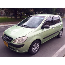 Hyundai Getz Gl Motor 1400 2007 5 Ptas Aa