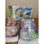 Set Manteleria Jake Peppa Sofia Minnie Frutillita Ponny Cars