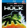 Filme Blu-ray - Planeta Hulk - Lacrado