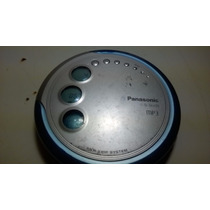 Discman Mp3 Panasonic Sl-sx420 Funciona Bem; Cd Player