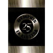 Memphis - La Blusera 25 Años Dvd - Los Chiquibum