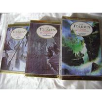 Trilogia De El Señor De Los Anillos. J.r.r.tolkien. $699