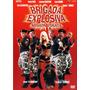 Brigada Explosiva Misión Pirata - Dvd Usado Original!
