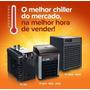 Resfriador Chiller Teco Tk 500 ( Ate 500 Litros ) Na Caixa !