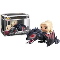 Funko Pop Daenerys And Drogon Game Of Thrones Targaryen
