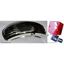 Paralama Traseiro Intruder 125cc + Lanterna Intruder + Peças