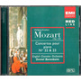 Mozart Concertos Pour Piano Nº 22 & 23 English Chamber Orch