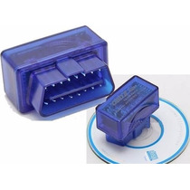 Obd2 Ii Elm327 V2.1 Auto Mini Bluetooth Diagnostic Scanner