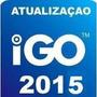 Atualização Gps 2014 Igo, Amigo, Primo 5 Navegadores + Menu