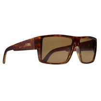 Oculos Solar Evoke The Code Turtle Matte Gold Brown Total