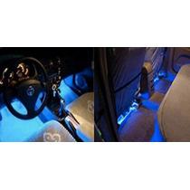 Luces Para Interior De Auto Led Color Azul 12v