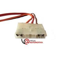 Chicote Plug Conector Comutador Ignição: Fiorino, Tempra