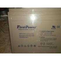 Baterias First Power 12v134ap De Gel Blindada