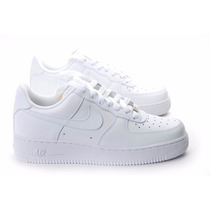Zapatillas Nike Air Force One Blancas - Importadas