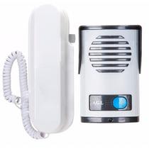 Interfone Porteiro Eletronico Agl P20 + Fechadura 12v Al100