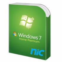 Licença/chave Vitalícia Windows 7 Home Premium - Original