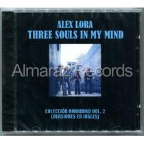 Three Souls In My Mind Coleccion Avandaro Vol. 2 Cd