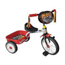 Triciclo Apache Con Barra De Empuje