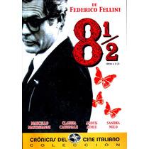 Dvd Otto E Mezzo (8½) 1963 - Federico Fellini