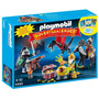 Retromex Playmobil 5493 Calendario Medieval Caballero Dragon