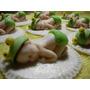 10bebés Delicados Porcelana 1°año Nacimiento Baby Shower