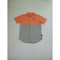 Camisa Gap Kids Niños Talla Mediana 8 A 9 Años